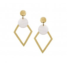 Daughters of the Ganges Arya earrings