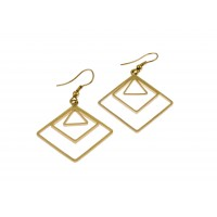 Daughters of the Ganges Mona Earrings