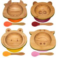 Finkolo Bamboo Children's Bowls